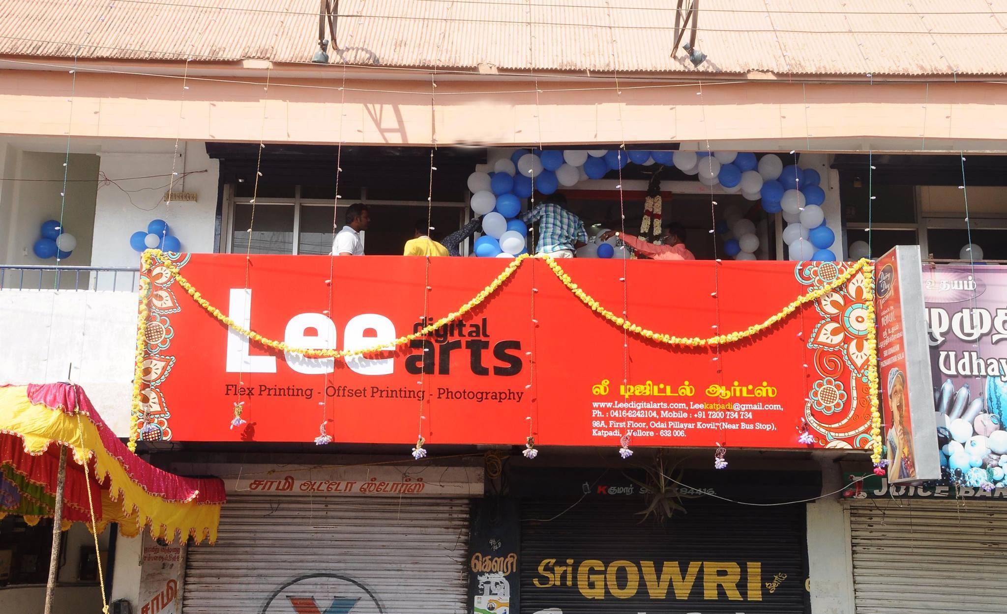 Grand Opening - Katpadi Branch