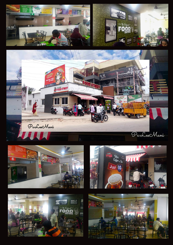 THE VELLORE FOOD STREET